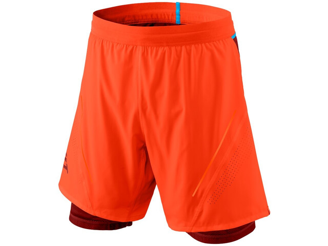 Dynafit Alpine Pro 2-i-1 shorts Herrer, orange
